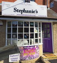 Hairdressing salon, manicures, pedicures and beauticians Reigate Godstone Surrey